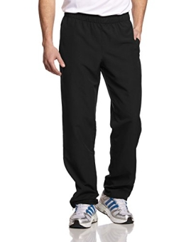 adidas Herren Hose Essentials Stanford Basic, Black, L, AA1665 - 1