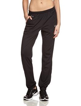 NIKE Damen Sporthose Libero Knit, Black/White, L, 588516-010 - 1