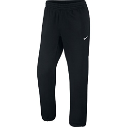 NIKE Herren Hose Club Cuffed -Swoosh, Black/White, XL, 611459-010 - 1