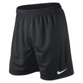 NIKE Herren kurze Hose Park II Knit Shorts No Brief, Black/White, M, 448224-010 - 1