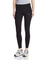 PUMA Damen Hose WT Essential Long Tight, Black, S, 512807 01 - 1