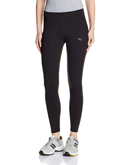 PUMA Damen Hose WT Essential Long Tight, Black, S, 512807 01 - 1